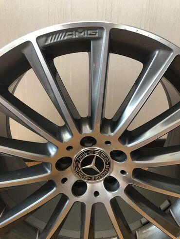 diski w222 amg в Азербайджан: AMG R19 Orginal