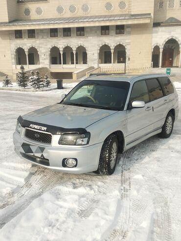 subaru trezia в Кыргызстан: Subaru Forester 2004