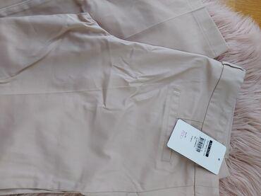 Tricetvrt pantalone - Srbija: Nove pantalone, poreklo Turska, 44 velicina, prijatan maeterijal