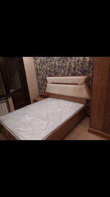 Дом и сад в Саатлы: Yataq desdimiz SILENA en gozel yataq deslerimizden biri ve cox