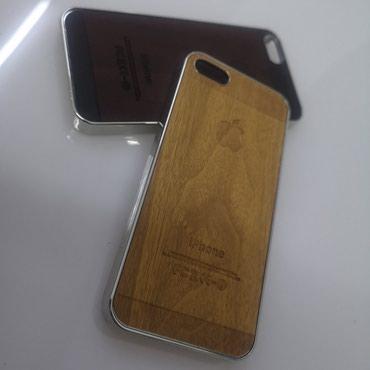 чехол-с-мишкой в Кыргызстан: Чехлы с деревянной текстурой на iPhone