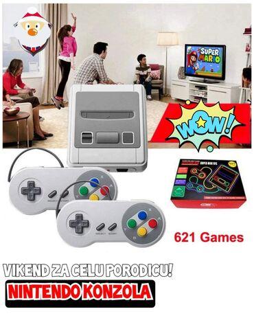 335 oglasa   VIDEO IGRE I KONZOLE: Nintendo 2 -Tv Game 🕹𝐍 𝐈 𝐍 𝐓 𝐄 𝐍 𝐃 𝐎 𝐊𝐎𝐍𝐙𝐎𝐋𝐀🕹𝗖𝗲𝗻𝗮 24𝟵𝟬 𝗱𝗶𝗻Za sve
