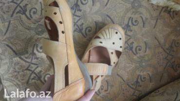 Sumqayıt şəhərində Кожание туфли очень удобние, мягкие,