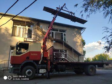 Транспорт - Таджикистан: Манипулятор Рено премиум 340 кпп зф грузоподьемность манипулятора