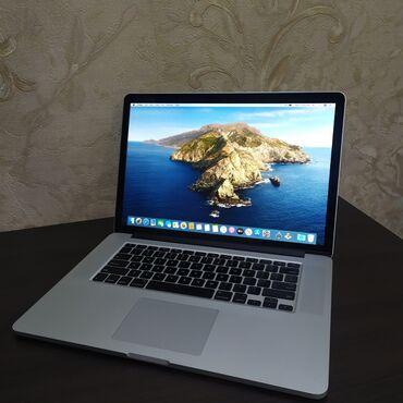 imac 27 inch late 2013 в Кыргызстан: Macbook pro retinaМакбук про ретина-процессор: Intel core i7