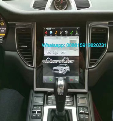 "Porsche macan radio car android wifi gps navigation camera 10. 4"" in Kathmandu"