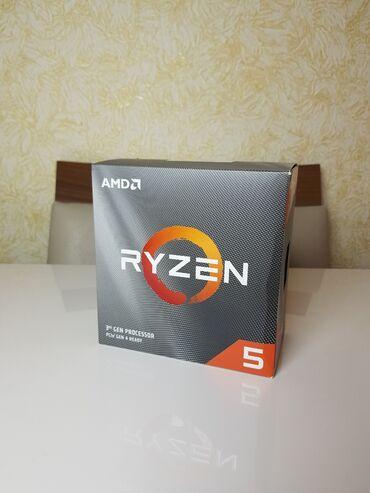 qadınlar üçün bağlı bosonojkalar - Azərbaycan: AMD Ryzen 5 3600 yeni, orijinal və ağzı bağlı. Qiymət sondur endirim