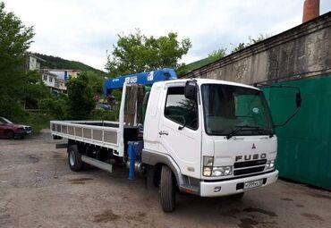 Требуется водители - Кыргызстан: Требуется водитель на манипулятор СТРОГО С ОПЫТОМ работа в канте зп