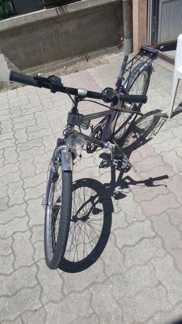 Sport i hobi - Odzaci: Bicik 24 cola fali sediste uvoz svajcarska