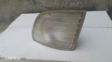 Bakı şəhərində mercedes vito 1999-2002 .sol teref .orijinal işlənmiş . valeo firması