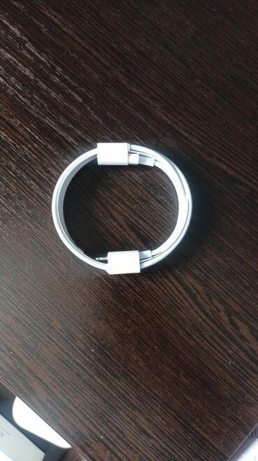 Зарядные устройства для телефонов lenovo - Кыргызстан: Продаю оригинальный зарядный шнур на airpods pro Lightning/USB‑C