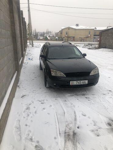 черный ford в Кыргызстан: Ford Mondeo 2 л. 2002