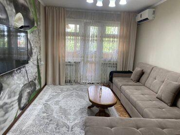 ������������ 3 �� ������������������ ���������������� �� �������������� в Кыргызстан: 104 серия, 3 комнаты, 58 кв. м Бронированные двери, С мебелью, Евроремонт