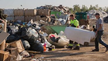 uslugi zil в Кыргызстан: Вывоз мусора   Очищаем объектов, дома, территории, и