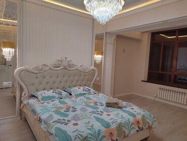 квартира сдаётся in Кыргызстан | ПОСУТОЧНАЯ АРЕНДА КВАРТИР: 1 комната, Душевая кабина, Постельное белье, Кондиционер, Без животных