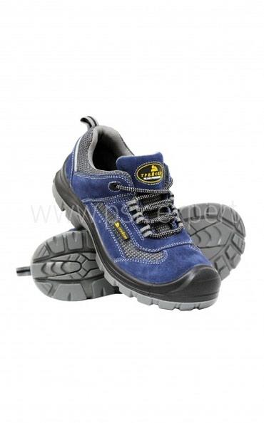 Мужская обувь в Кыргызстан: Полуботинки Трейсер-Актив с металлическим подноском (рабочая