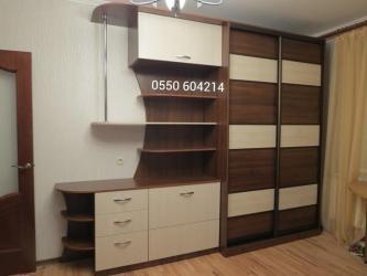 стеллаж полки для материалов в Кыргызстан: Шкафы, шкафы-купе на заказ по вашим размерам и эскизам. шкафы