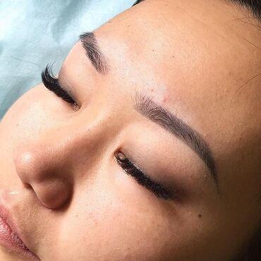 Акция на татуаж, перманентный макияж:* теневая растушевка,*