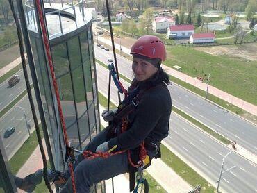 Альпинист услуги. высотные работы. Бишкек