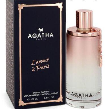 """AGATHA """"L'amour a Paris """"100 ml eau de toilette"""