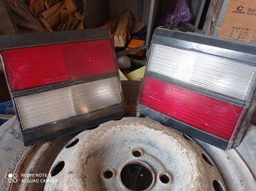 запчасти на volkswagen passat b3 в Кыргызстан: Продаю задние стоп фары пассат б3 Volksvagen passat b3