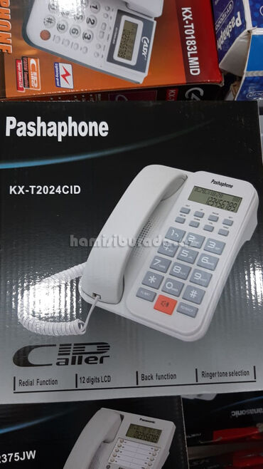 Stasionar Telefon Pashaphone KX-T2025CIDBrend:PashaphoneLCD