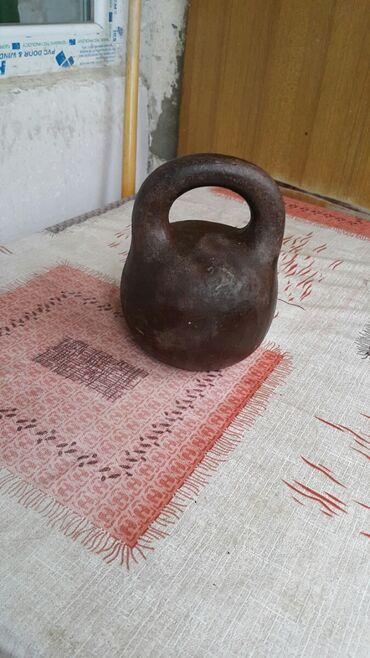 Гири - Азербайджан: Старинная советская гиря