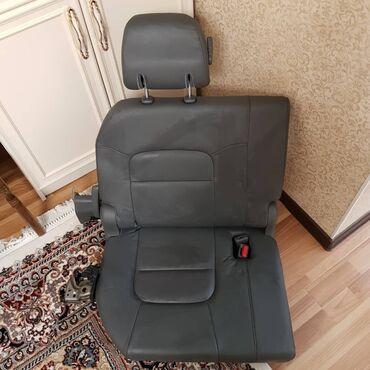 3-й ряд сидений на 200-й ленд Крузер с чехлом, чехол не использованный