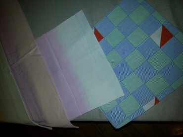 Jastucnice-sarene sa belom cipkom bele -pastelne boje - Belgrade