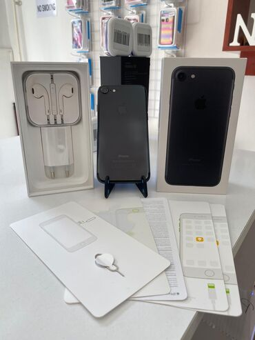 Radno odelo - Srbija: Polovni iPhone 7 32 GB Jet Black