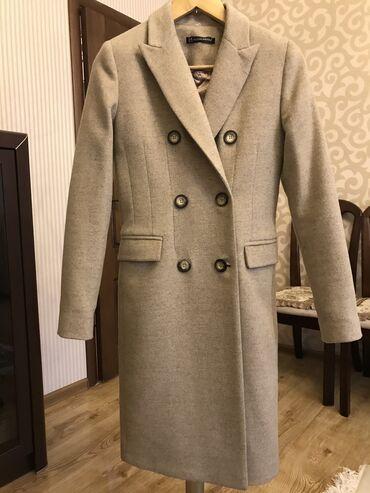 Женское пальто 38 (S) размер! Брала в Турции, размер не подошёл!