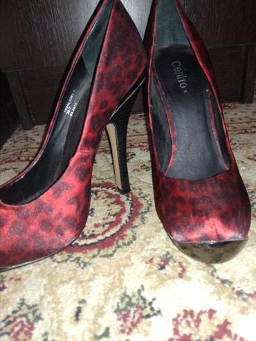 туфли одеты один раз в Кыргызстан: Туфли centro, одеты один раз, размер 38, или поменяю на туфли 37