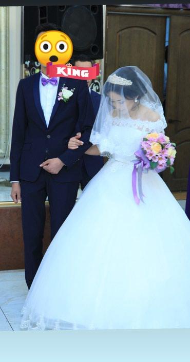 Продаю свадебное платье. Очень в Бишкек