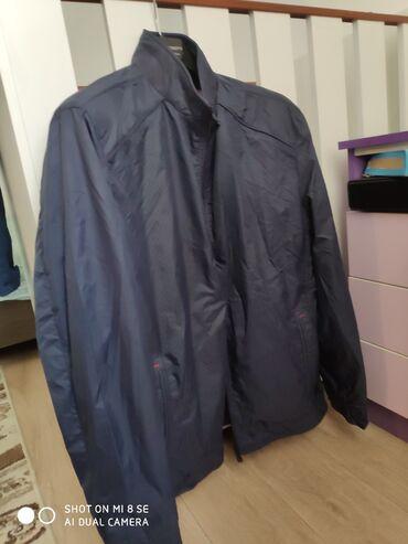 Продаем лёгкую мужскую куртку новую размер 54-56