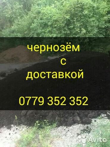 Чернозем рыхлый горный без сарника. в Бишкек