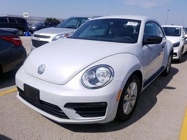 Volkswagen Beetle 1.8 l. 2017 | 65654 km