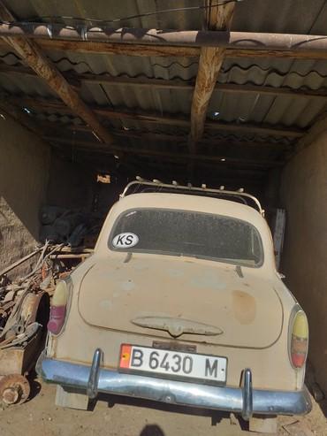 Москвич Другая модель 1946 | 1700 км