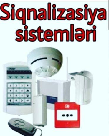 Anti-oğurluq cihazları - Azərbaycan: Siqnalizasiya sistenlərinin satışı və quraşdırılması
