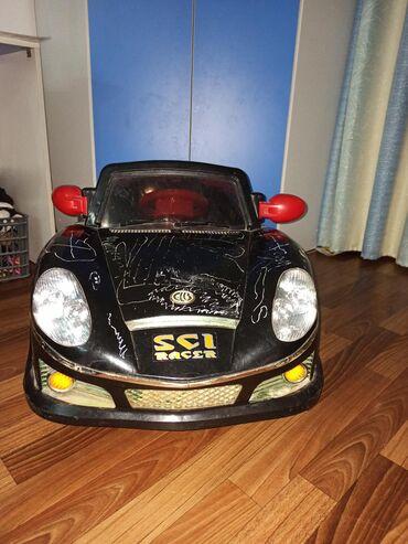 Детская машинка с пультом Porsche, производство Эмираты
