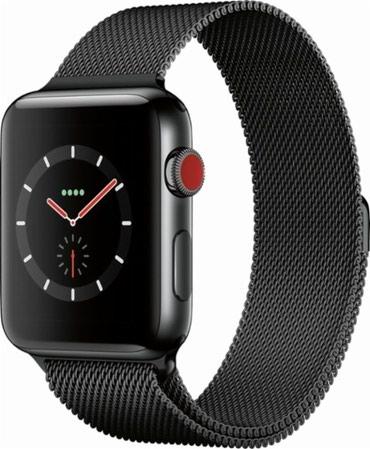 Куплю apple watch 3 серии дорого в хорошем состоянии  в Бишкек