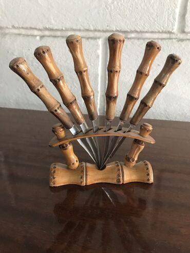 Кухонные принадлежности - Бишкек: Продаю набор десертных ножей