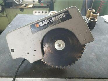 Cirkular Black & Decker BD 800Za sve informacije pozvati!