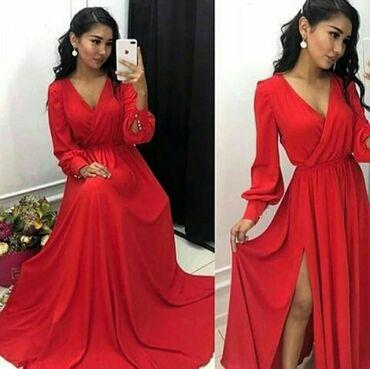 дубайские платья в Кыргызстан: Платье Вечернее S