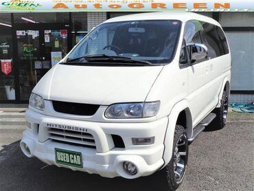 наклейки на авто надписи на заказ in Кыргызстан   АВТОЗАПЧАСТИ: Mitsubishi Delica 2 л. 2005   73000 км