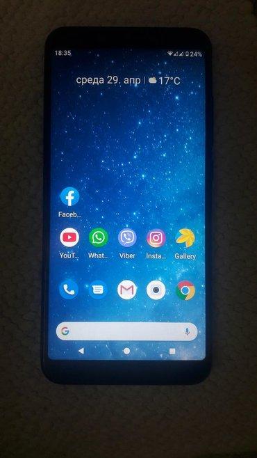 Xiaomi   Srbija: Xiaomi Mi2A 64 GB crno