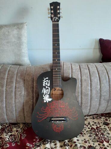 Gitara akustik 3/4 Yeni