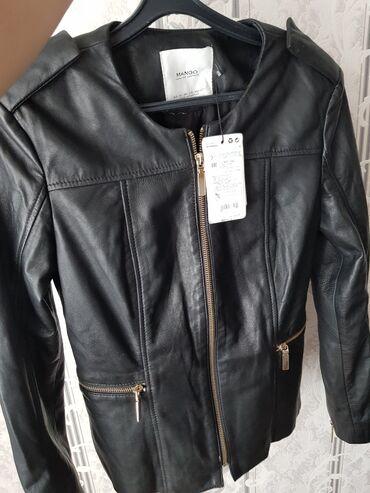 серая kia в Ак-Джол: Продаю куртки от mango чистая кожа, товар с России 2.500сом