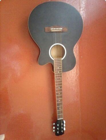 Musiqi alətləri - Mingəçevir: Gitar ela vezyetde