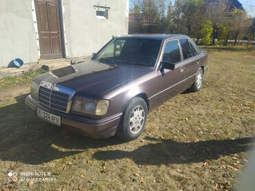 Mercedes-Benz E 230 2.3 л. 1991 | 300000 км