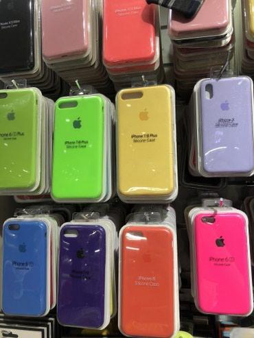 iphone-6-чехол в Кыргызстан: Чехлы Silicone Case для всех моделей Iphone( Iphone